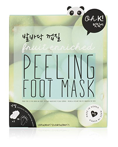Oh K! - Oh K! Peeling Foot Mask and Socks Kit