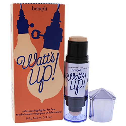 Benefit Cosmetics Watt's Up! Soft Focus Cream Highlighter