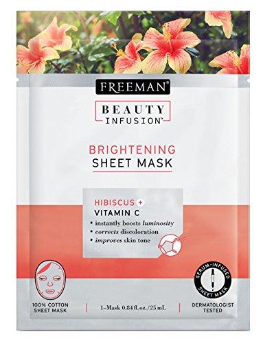 Freeman - Beauty Infusion Mask Brightening Sheet