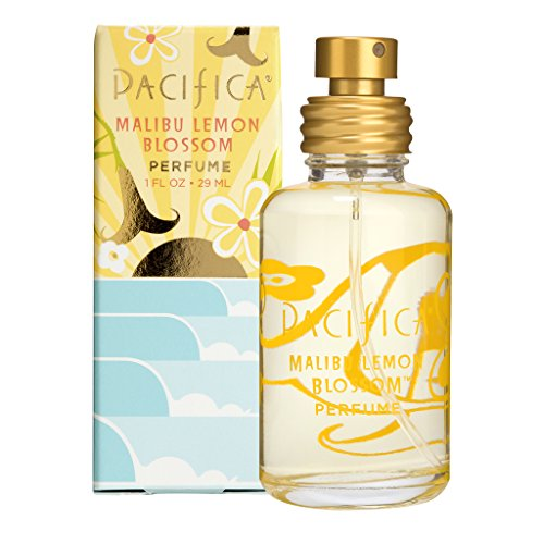 Pacifica - Pacifica Beauty Malibu Lemon Blossom Spray Perfume, 1 Ounce