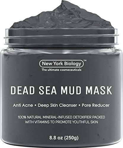 New York Biology - Dead Sea Mud Mask for Face & Body