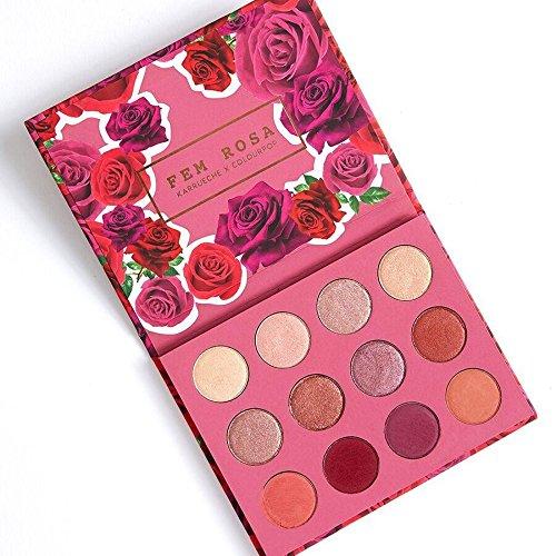 Colourpop - Fem Rosa Karrueche Palette, She