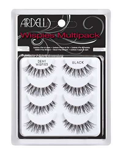 Ardell - Ardell Multipack Demi Wispies Lashes, 0.06 Pound
