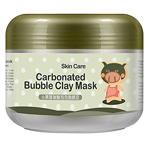 Fanmin - Carbonated Bubble Clay Mask Moist Deep Pore Cleansing Bubbles Mud Mask 3.52 oz