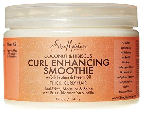 Shea Moisture - Shea Moisture Coconut & Hibiscus Smoothie 12 Ounce (354ml) (6 Pack)