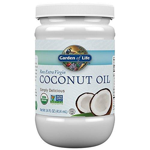 Garden of Life - Organic Extra Virgin Coconut Oil