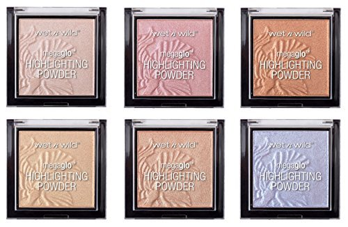 Wet 'n Wild - Wet n Wild MegaGlo Highlighting Powder ~ Set of 6