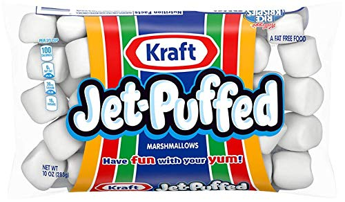 Jet-Puffed - Jet Puffed Marshmallows, 10 Oz, Pack of 1