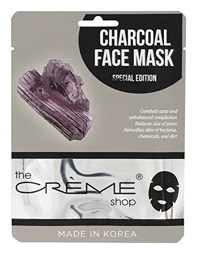 Creme Shop - Charcoal Face Mask