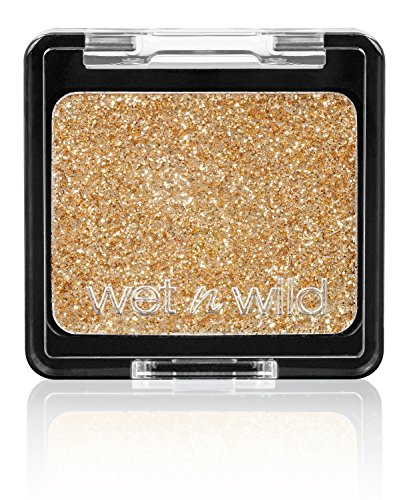 Wet 'n Wild - wet n wild Color Icon Glitter Single, Brass, 0.05 Ounce