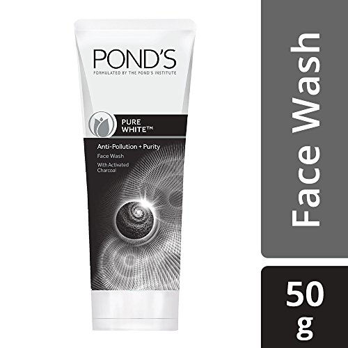 Pond's - Pure White Deep Cleansing Facial Foam Face Wash