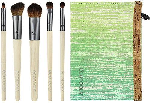 EcoTools - 6 Piece Essential Eye Brush Set