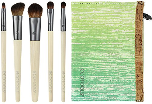EcoTools - 6 Piece Essential Eye Brush Set
