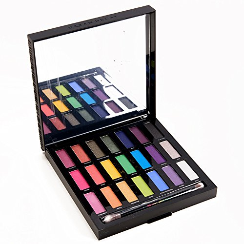null - Urban Decay Full Spectrum Palette Holiday 2016 Limited Edition