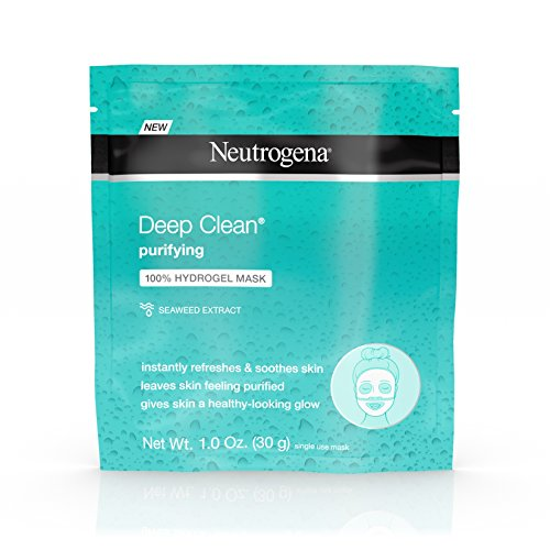 Neutrogena - Deep Clean Purifying Hydrating Hydrogel Mask