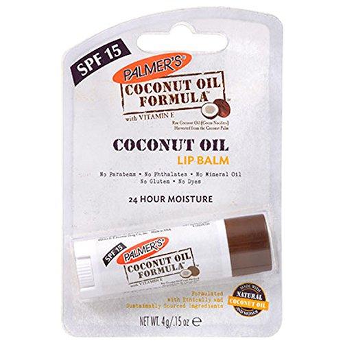 KJG's Treasure Chest - Palmer's Coconut Oil Formula Lip Balm with Vitamin E (3 Pack)