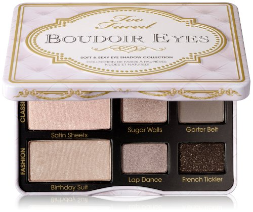 Too Faced Boudoir Eyes Soft and Sexy Eye Shadow Collection