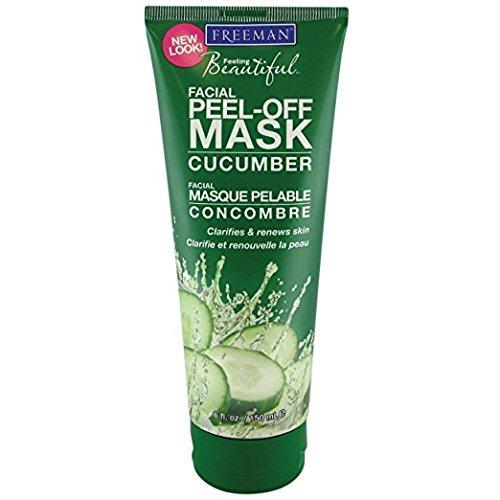 Freeman - Cucumber Facial Peel-Off Mask