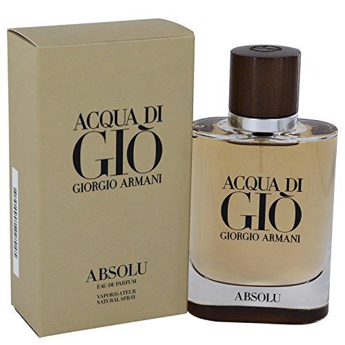 GIORGIO ARMANI Armani Acqua Di Gio Absolu Eau De Parfum Spray 75ml/2.5 Ounce