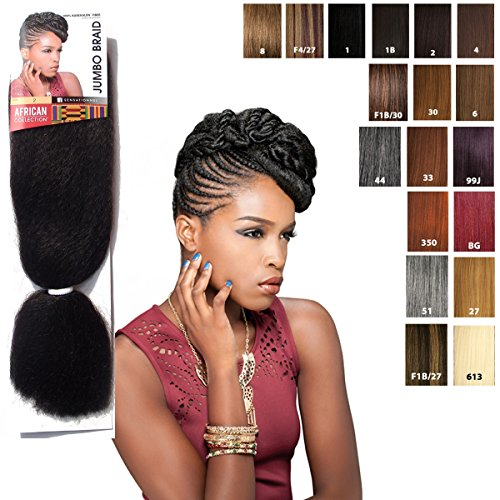 African Collection - Sensationnel JUMBO BRAID