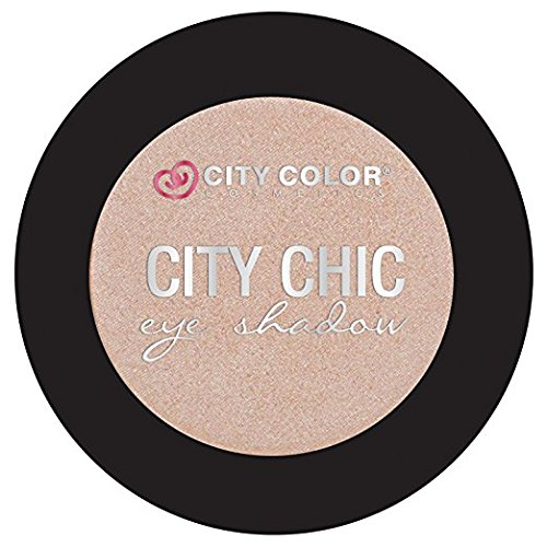 CITY COLOR - City Chic Eyeshadow (Skinny Latte)
