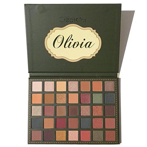 Beauty Creations - Beauty Creations 35 Color Pro Palette - (OLOVIA)
