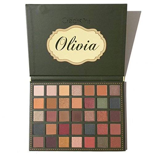 Beauty Creations - Beauty Creations 35 Color Pro Palette - (OLOVIA)