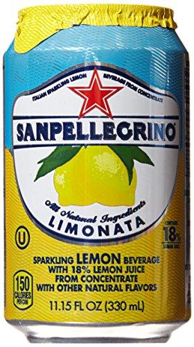 San Pellegrino - SAN PELLEGRINO Limonata Single, 11.15 FZ