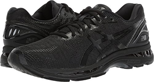 ASICS - ASICS Nimbus 20 Men's Fitness/Cross-Training Trail Running Shoe, Black/Black/Carbon, 11.5 Medium US