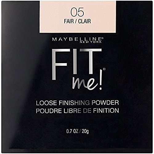 Maybelline New York - Maybelline Fit Me Loose Finishing Powder, 05 Fair, 0.7 oz (Pack of 2)