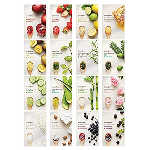 Innisfree - It's Real Squeeze Mask Sheet