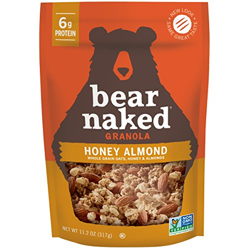 Bear Naked - Bear Naked Granola, Honey Almond Protein, 11.2 oz