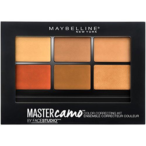 Maybelline New York - Facestudio Master Camo Color Correcting Kit, Deep