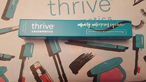 Thrive Causemetics - Infinity Waterproof Eyeliner Shade