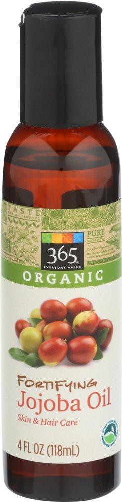 365 Everyday Value - 365 Everyday Value, Organic Jojoba Oil, 4 oz