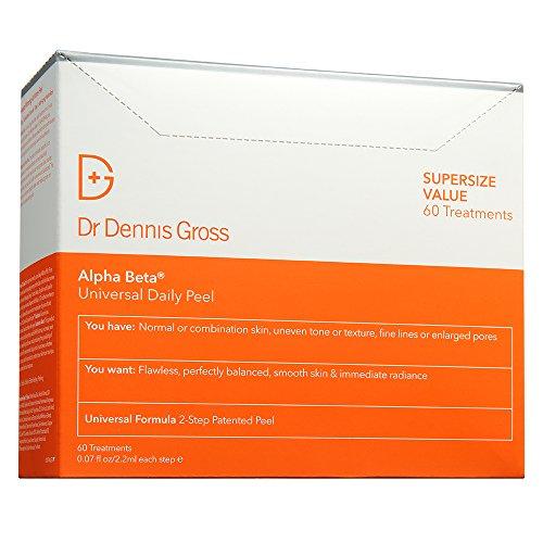 Dr. Dennis Gross Skincare - Dr. Dennis Gross Skincare Alpha Beta Universal Daily Peel   60 Count