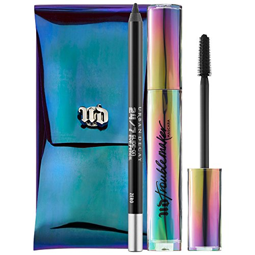 Urban Decay - Troublemaker Mascara and 24/7 Zero Eye Pencil