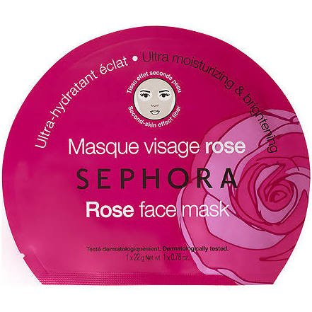 Sephora Collection - Rose Face Mask