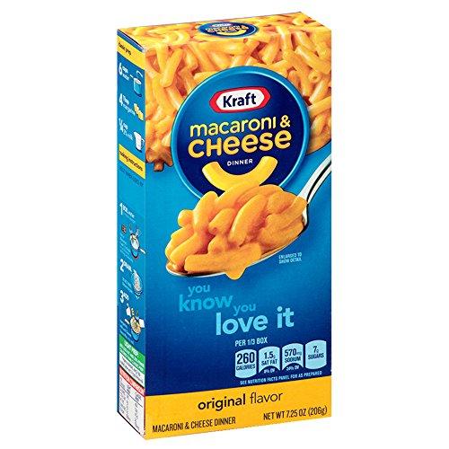 Kraft - Kraft Macaroni & Cheese, Original Flavor, 7.25 oz