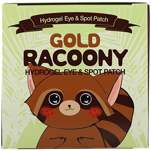 Secret Key - Gold Racoony Hydrogel Eye Spot Patch