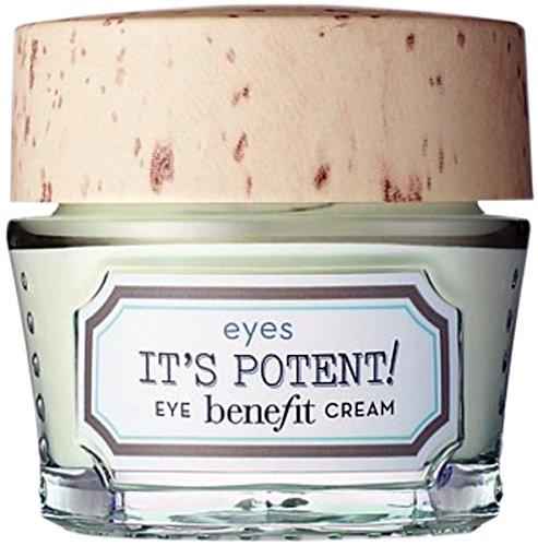 Benefit Cosmetics - Benefit Cosmetics It's Potent! Eye Cream, 0.5 oz