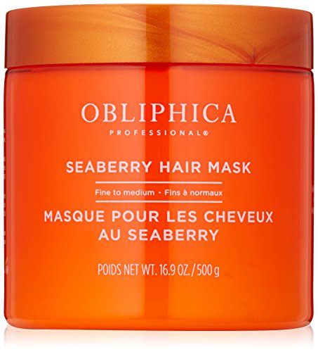 Obliphica Professional - Obliphica Professional Fine to Medium Seaberry Mask, 16.9 g.