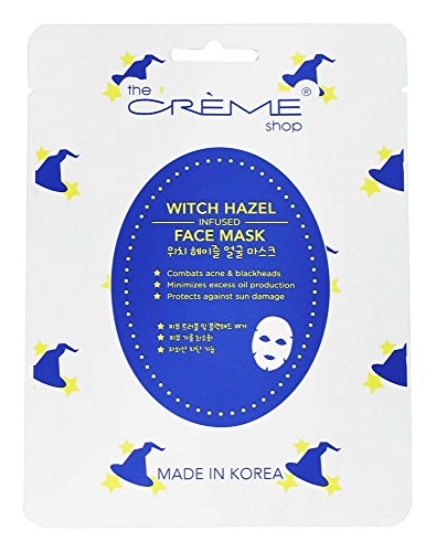 The Creme Shop - Witch Hazel Infused Face Mask