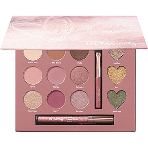 Melisa Michelle - Bring On The Glam Eye Shadow Palette