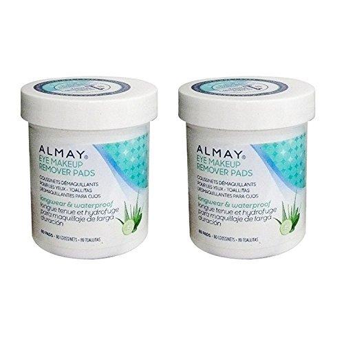 Almay - Almay Longwear & Waterproof Eye Makeup Remover Pads