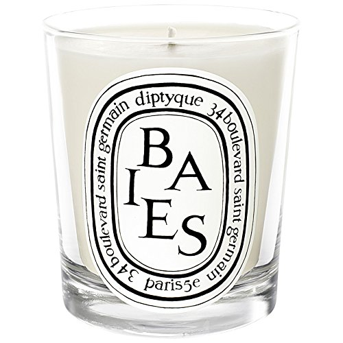 Diptyque - Diptyque Baies Scented Mini Candle 70g