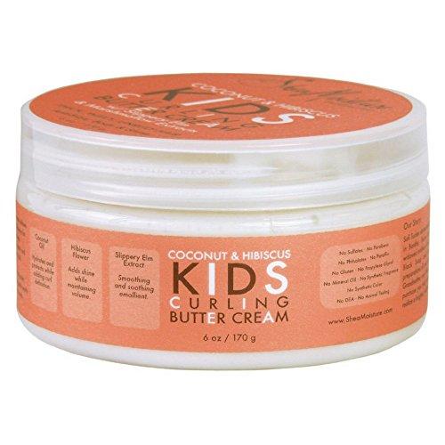 Shea Moisture - Kids Curl Butter Cream Coconut & Hibiscus