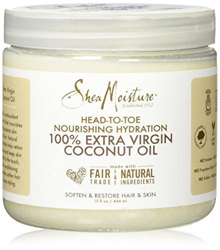 Shea Moisture - Coconut Oil