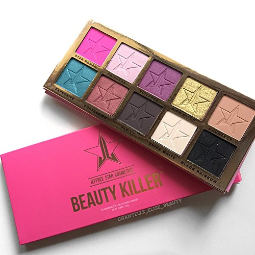 Jeffree Star - Beauty Killer Eyeshadow Palette