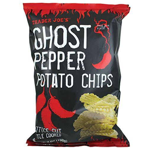 Trader Joe's - Trader Joe's Ghost Pepper Potato Chips - 7 oz. bag